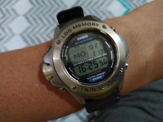 Relógio Casio Spf 100sj Calibre 2173 Seminovo
