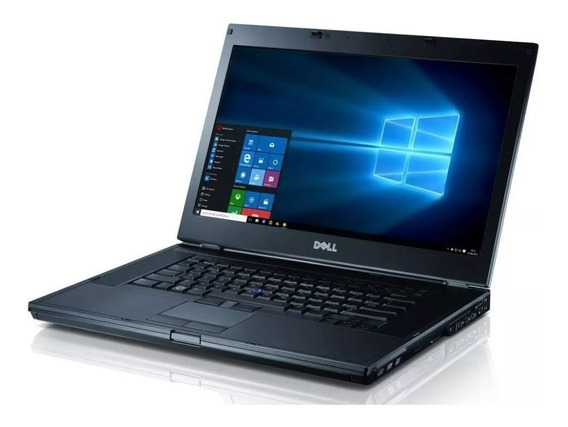 Laptop Dell Intel I5 Memoria 4gb Disco 256gb Ssd Pantalla 14