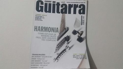 Cover Guitarra  140 - Angra, Ozzy Osbourne -raríssima !