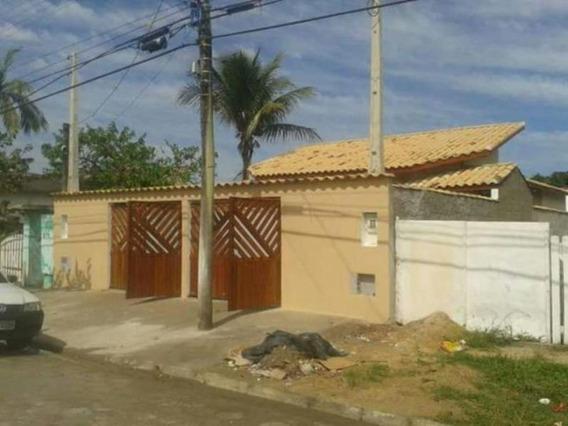 Bonita Casa Escriturada 135 Mts Em Itanhaém - 3118   Npc