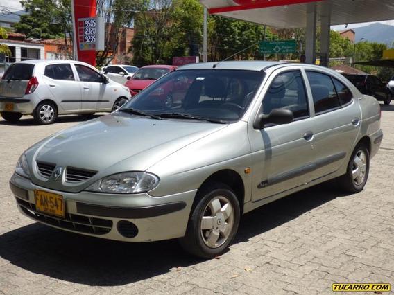 Renault Mégane Megane Fase I