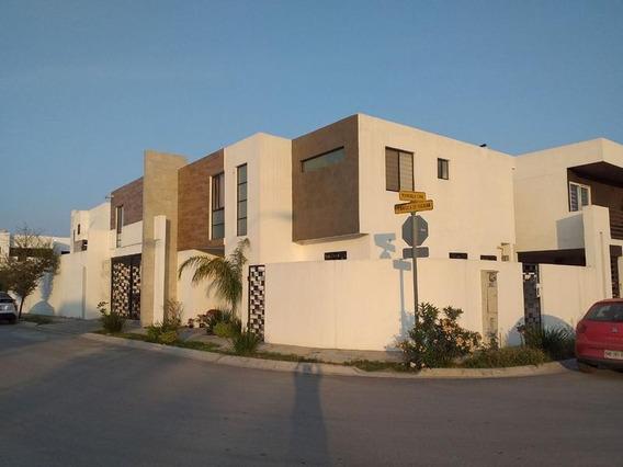 Casa En Venta, Fracc. Res. Peninsula Guadalupe N.l (mlpo)