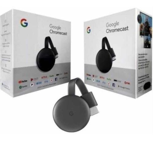 Google Chromecast 3ra Generacion Original