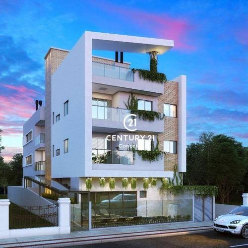 Apartamento À Venda, 95 M² Por R$ 557.000,00 - Praia De Palmas - Governador Celso Ramos/sc - Ap0809