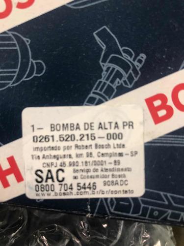 Bomba De Combustível Alta Pressão Mercedes C 180 2016