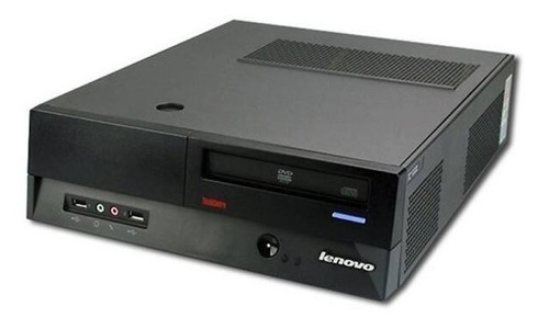 Computador + Monitor 19 Lenovo Amd 4gb Ram Hd 160gb Pc