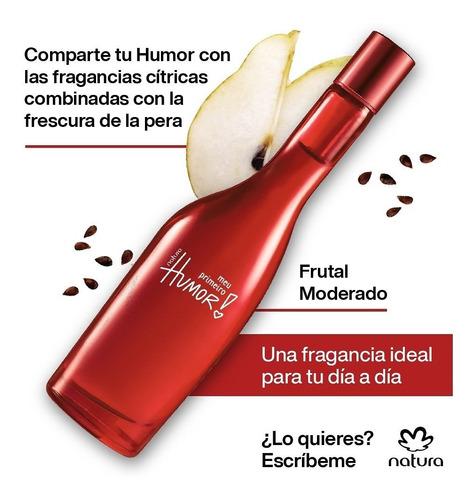 Imagen 1 de 3 de Humor Eau De Toliette Y Desodorante Cor - mL a $400