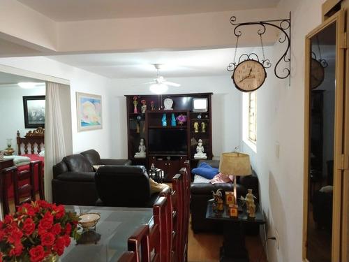 Imagem 1 de 19 de Ótima Casa Térrea À Venda, 3 Dormitórios, 05 Vagas - Vila Bastos - Santo André  - 47053