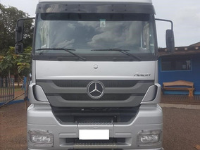 Mercedes-benz Axor 2644 Ano 12/12 6x4