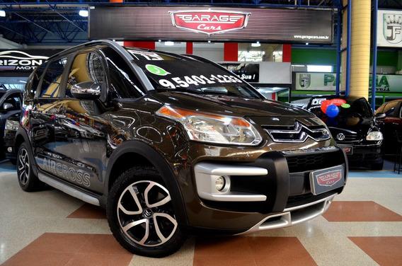 Aircross Exclusive 1.6 Mecanica Linda De Mais !!!