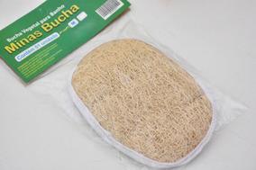 Esponja Vegetal Banho Beleza Higiene 40 Unidades Oferta