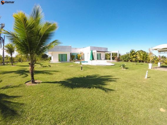 Linda Casa Em Condomínio Em Guarapari Com 3 Quartos, Excelente Localização. - 1651