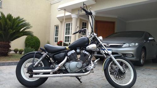Vende-se Yamaha Vx Virago 250cc  Estilo Chopper