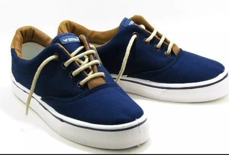 Zapatillas De Lona Wembly Ver Mas Colores