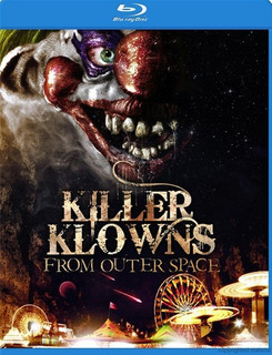 Killer Klowns From Outer Space Blu-ray Us Import