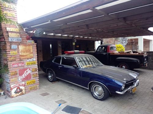 Ford Maverick V8