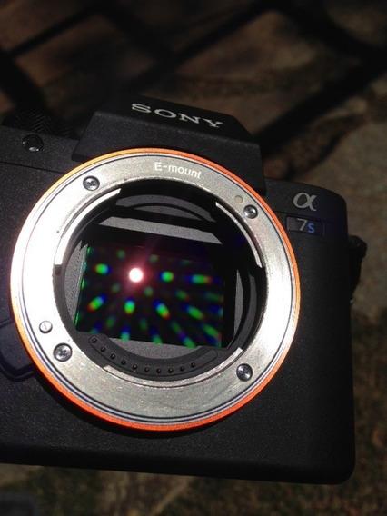 A7sii Câmera Sony A7s2 4k Com 1106 Clicks (oportunidade)