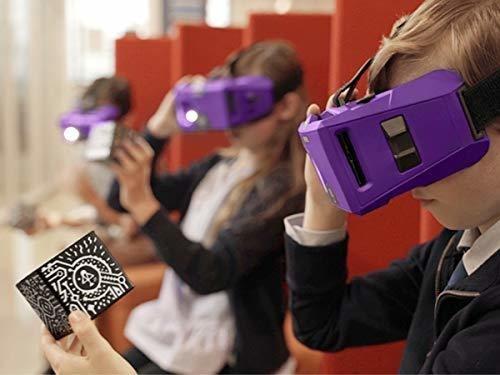 Merge Vr Ar Lente Audifono Realidad Virtual Ampliada