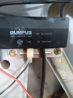 Amplificador De Antena, Original, Usado, Tempra Sx 2.0 1997