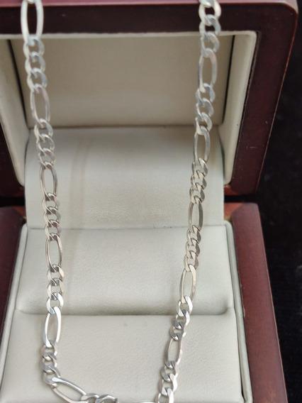 Cadena De Plata Tipo Cartier Ley : 0.925 Mex