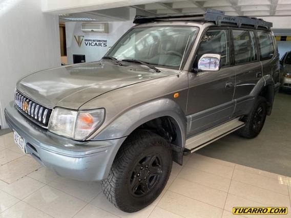 Toyota Prado Vx-automatico