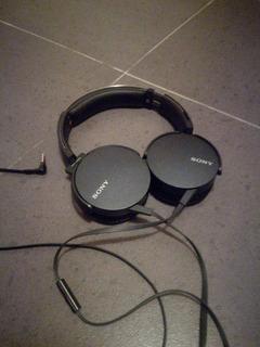 Audífonos Sony Sin Estuche Y Sin Ningún Detalle Casi Nuevos