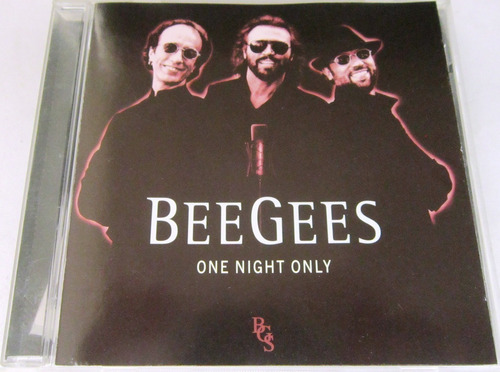 Bee Gees - One Night Only Cd Hdcd