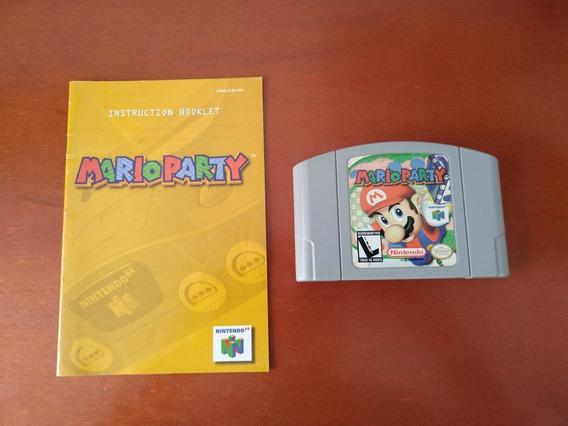 Mario Party 64 Com Manual
