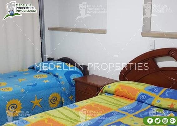 Apartamentos Amoblados Economicos En Medellin Cod: 5104