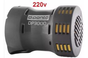 Sirene Escolar Industrial Alta Potencia Dp3000 Com Nf 220v