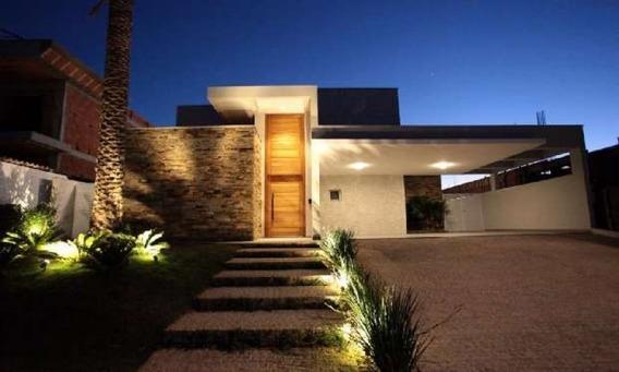 Casa Em Condomínio Fechado E Nova. - Cd01771