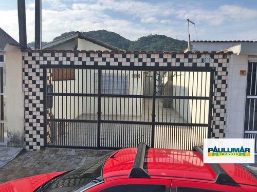 Casa Com 2 Dorms, Vera Cruz, Mongaguá - R$ 175 Mil, Cod: 827995 - V827995