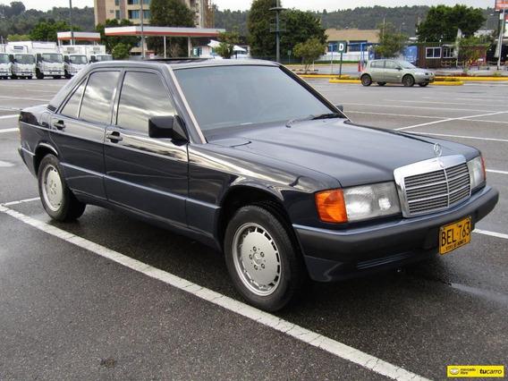 Mercedes Benz Clase E 190 E Mt 2000cc Aa Ct