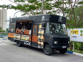Food Truck Mercedes Benz 608