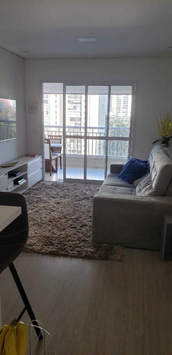 Imagem 1 de 14 de Apartamento Com 94m², Gonzaga, São Bernardo Do Campo, Sp