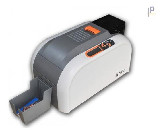 Impressora Pvc Crachá Hiti Cs200e/c200 / Hiti C200e