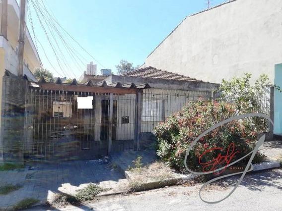 Casa Para Demolir, Terreno Em Excelente Localização - Ca00335 - 68312013