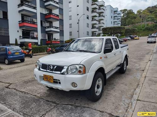 Nissan Frontier 3.0 Ax Full Japonesa 4x4