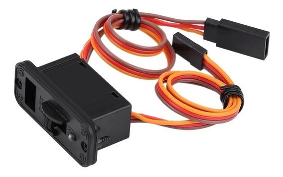 Switch Llave De Encendido Rc C/carga De Ala Y Lec Reforzada