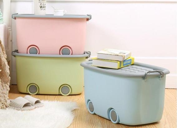 Caixas Organizadora Decorativa Brinquedos Quarto Bebê