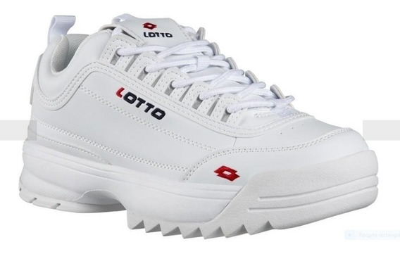 Tenis Lotto Wicked Mujer Diferentes Colores