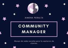 Community Manager - Redes Sociales-gestion En Redes Sociales