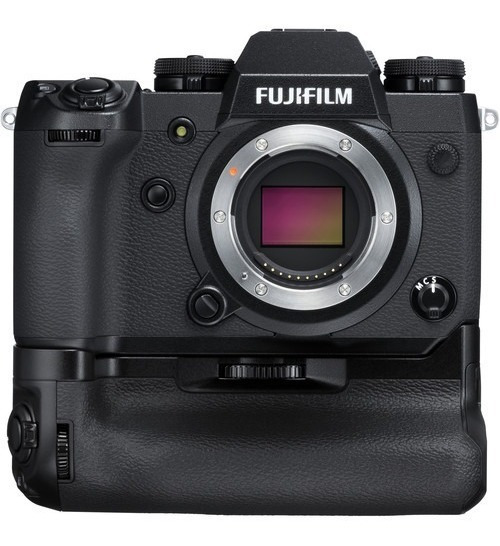 Body Fujifilm X-h1 Grip Kit 24.3mp 5-axis Dci 4k * Usd1350
