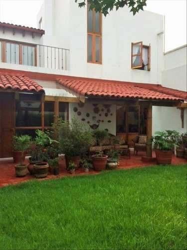 Preciosa Casa Con Jardín, Estilo Barragán