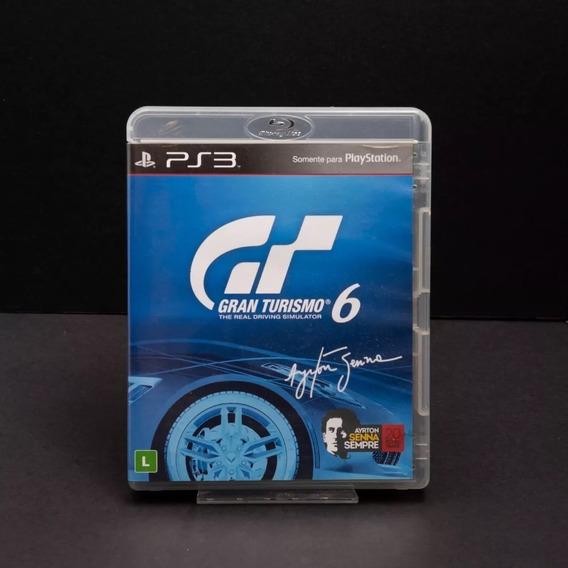 Ps3 - Gran Turismo 6 Pt Br - Portugues Midia Fisica