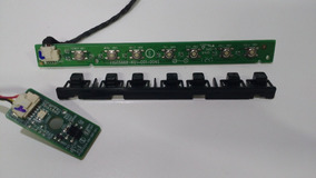 Sensor + Teclado Aoc Le32d0330 715g5668-k01-001-004s