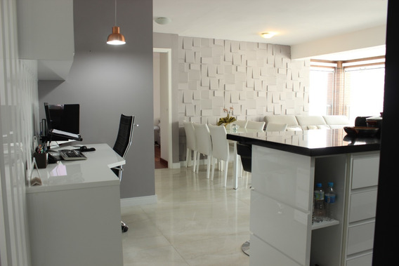 Apartamento 69m Sala Ampliada 1 Quarto 1 Vaga