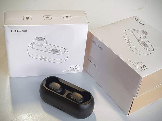 Qcy Qs1 T1c Fone De Ouvido Tws Sem Fio Bluetooth 5.0