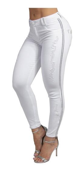 Calça Pit Bull Jeans Pitbull Original Levanta Bumbum 27916