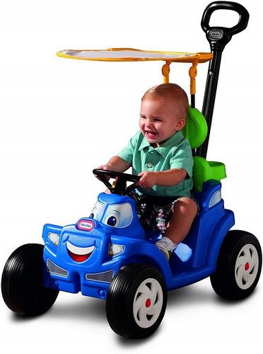 Little Tikes Deluxe 2 En 1 Roadster Carro Paseador Bebe Niño